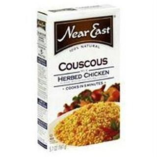Near East B06709 Near East Herb Chicken Couscous -12x5.7 Oz