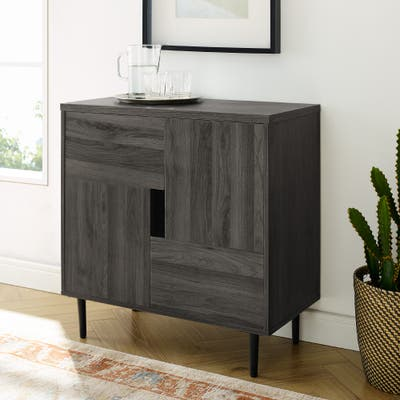 Carson Carrington 30-inch Modern Accent Cabinet