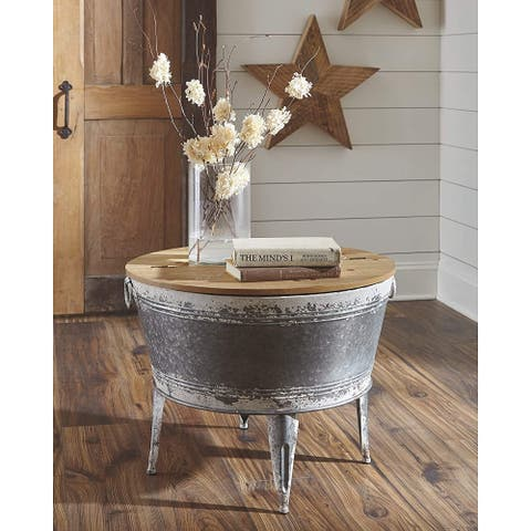 Ashley A4000209 Shellmond Round Coffee/Cocktail Table