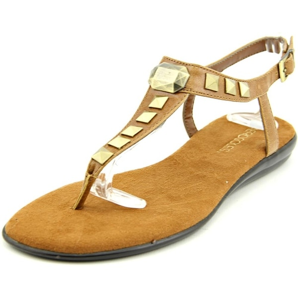 2d9b98e8c Aerosoles Chlose Together Women Open-Toe Synthetic Tan Slingback Sandal