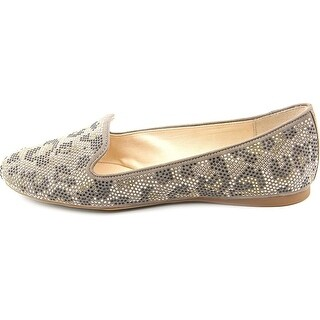 INC International Concepts Womens Galle Fabric Closed Toe Slide Flats