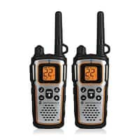 Motorola MU350R Two-Way Radio w/ Up To 35 Mile Range