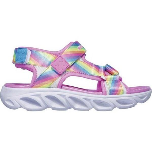 Multi color Skechers Sandals For Girls size 4