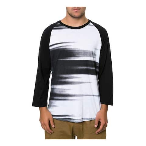 Ezekiel Mens The Blurred Lines Raglan Graphic T-Shirt