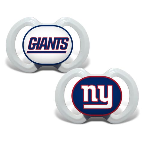 New York Giants Pacifier 2 Pack
