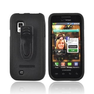 Body Glove Snap-On Case for Samsung Fascinate SCH-i500 Galaxy S (Black) (Bulk Pa