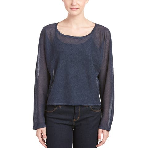 Joan Vass Sweater