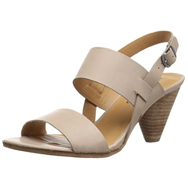 Lucky Brand Womens Veneesha Dress Sandals Leather Slingback