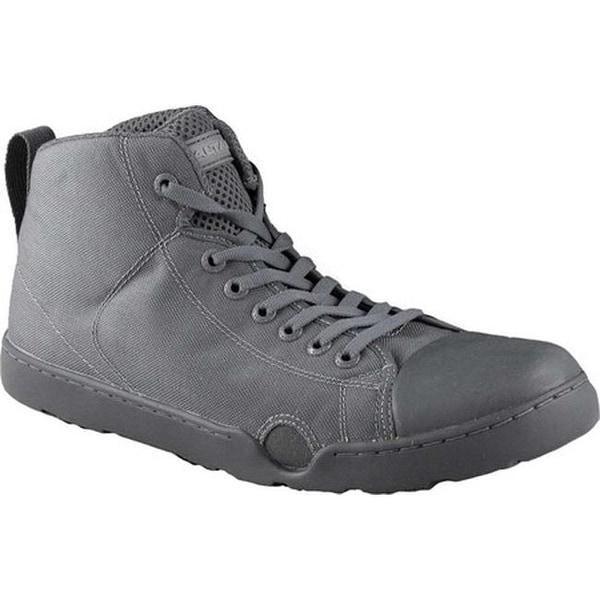 Altama Footwear Men's OTB Maritime Assault Mid Boot Grey Cordura