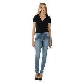 Lola Pull On Skinny Jeans, Anna-MLB