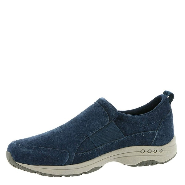 Easy Spirit Womens Trippe Suede Low