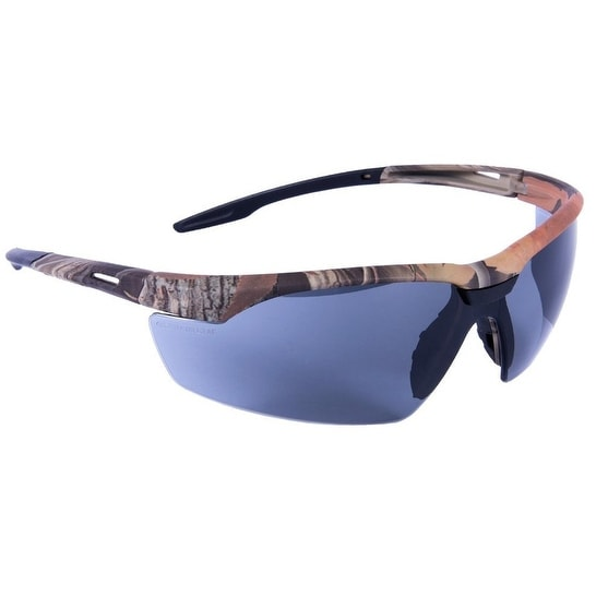 Shop Forney 55436 Safety Glasses, Conqueror with Camo Frame, Gray ...