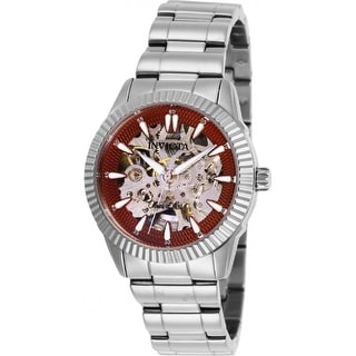 Link to Invicta Women's 26361 'Objet D Art' Automatic Stainless Steel Watch - Red Similar Items in Women's Watches