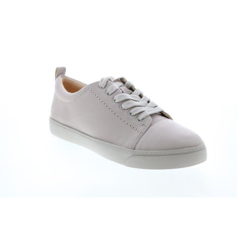 Clarks Glove Echo Light Grey Womens Lifestyle Sneakers