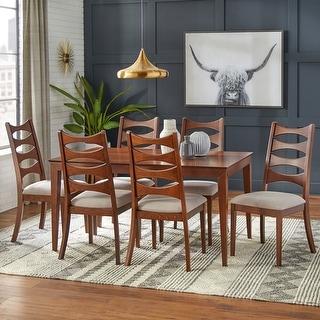 Link to Lifestorey Lydon 7-piece Dining Set Similar Items in Dining Room & Bar Furniture