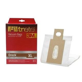 Filtrete 68710-6 Vacuum Bag, Oreck - Type Xl