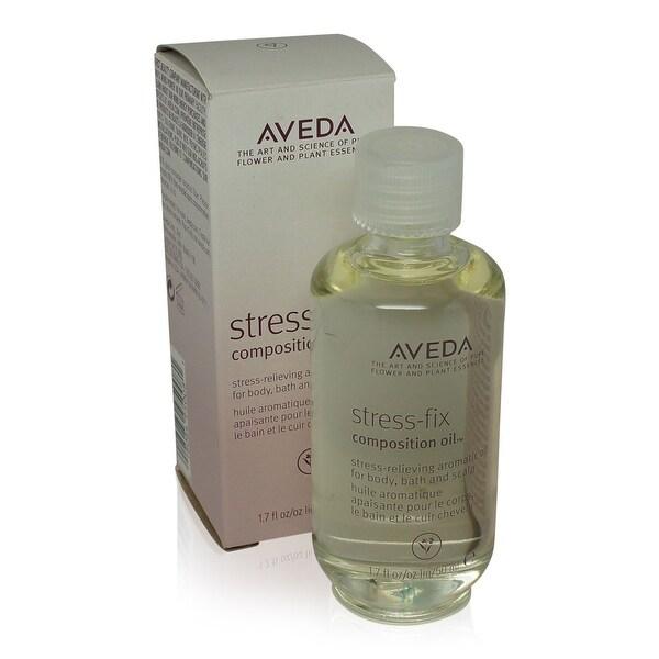 Aveda Sc Stress Fix Composition Oil 1.7 Fl Oz