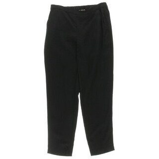 Eileen Fisher Womens Petites Ankle Pants Elastic Waist Classic Rise - pp