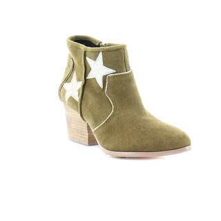 Dolce by Mojo Moxy Tracery Women's Boots Army