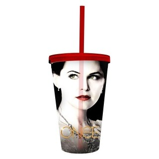 Once Upon a Time Snow White 16oz Travel Cup - Multi