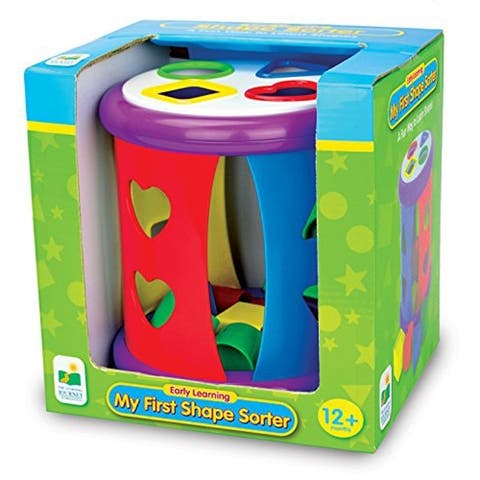 The Learning Journey My First Shape Sorter - multi