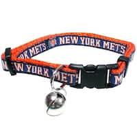 MLB New York Mets Cat Collar