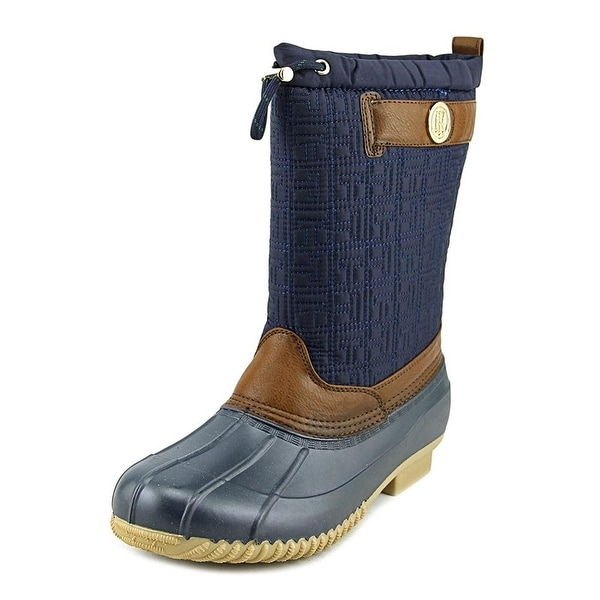 Tommy Hilfiger Womens Romea Closed Toe Mid-Calf Cold Weather Boots