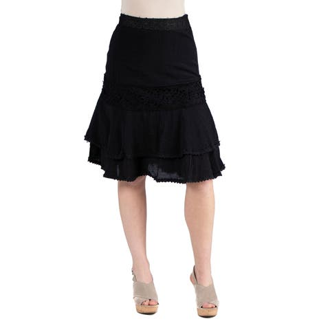 61b5b7dbd1 Size XL Skirts | Find Great Women's Clothing Deals Shopping at Overstock
