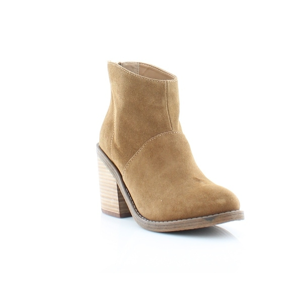 4028fb92902 Shop Steve Madden Shrines Women s Boots Chsnut - Free Shipping Today ...