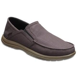 Crocs Mens Men's Santa Cruz Convertible Slip-Ons