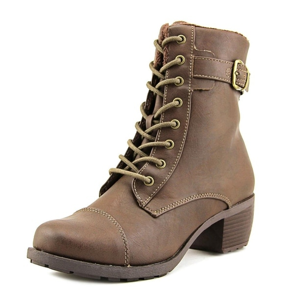 Boston Accent Gerry Women Brown Snow Boots