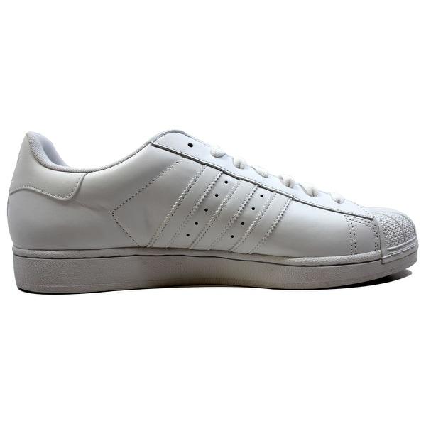 Shop Adidas Men's Superstar II 2 White