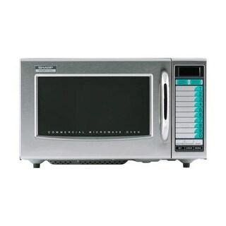 Sharp - R-21LVF - 1000 Watt Commercial Microwave Oven