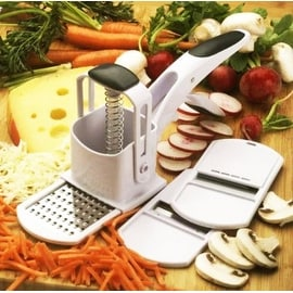 Speed Prep Hand Mandoline Slicer