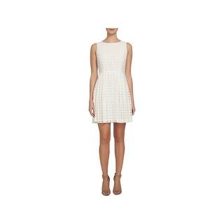 CeCe Womens Sundress Circle Skirt Casual Dress