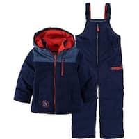 Carters Boys 12-24 Months Colorblock Snowsuit