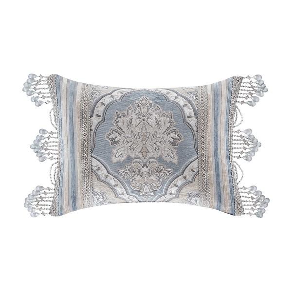 Five Queens Court Pasadena Boudoir Decorative Throw Pillow. Opens flyout.