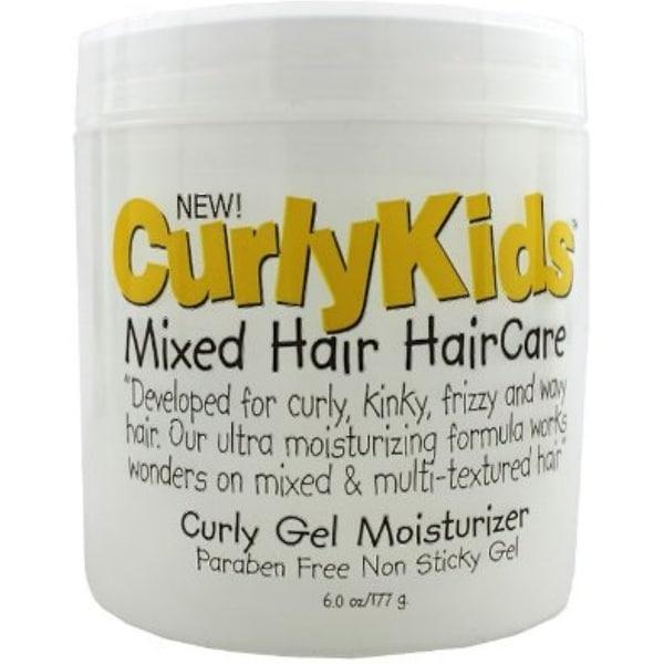 Curly Kids Curly Gel Moisturizer, 6 oz