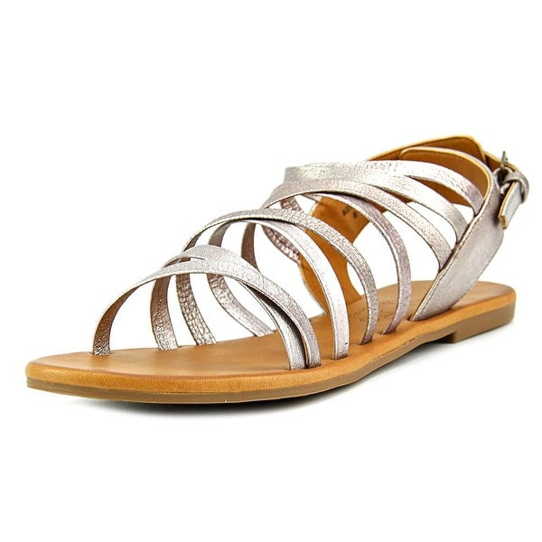 Coconuts By Matisse Montauk Open Toe Synthetic Gladiator Sandal