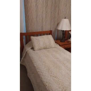 Tommy Bahama Prince Of Paisley Cotton Quilt Set