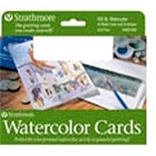 Strathmore 105-210 Water Color Cards & Envelopes - 50 Pack