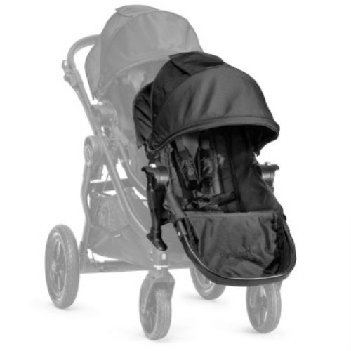 Baby Jogger City Select Second Seat Kit - Black City Select Second Seat Kit - Black