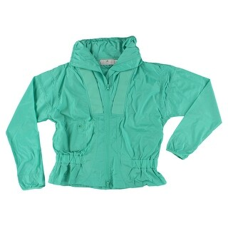 Adidas Womens Stella McCartney Performance Jacket Green (2 options available)