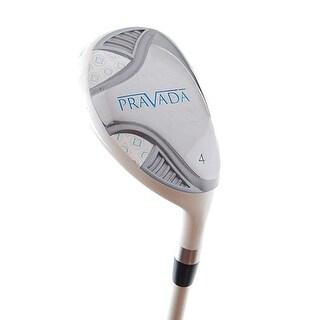 New Tommy Armour TA-26 Pravada Ladies Hybrid #4 Graphite RH +HC