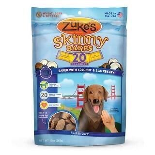 Zuke's Skinny Bakes 20s Coconut & Blackberry 10oz