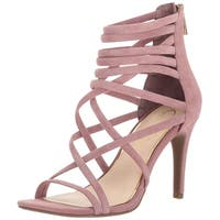 794235ffbdb Shop Jessica Simpson Womens Maevi Open Toe Formal Ankle Strap ...