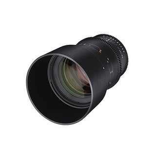 Rokinon Cine DS 135mm T2.2 Telephoto Cine Lens for Sony E-Mount - Black