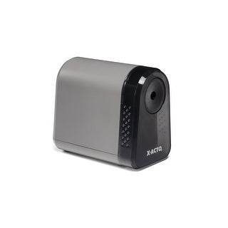 Link to X-ACTO Mighty Mite Electric Pencil Sharpener, Gray Similar Items in Pencil Sharpeners