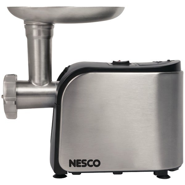 Nesco Fg-180 500-Watt Food Grinder (Stainless Steel)