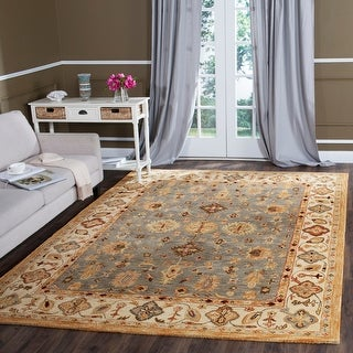 Safavieh Handmade Antiquity Dellar Traditional Oriental Wool Rug